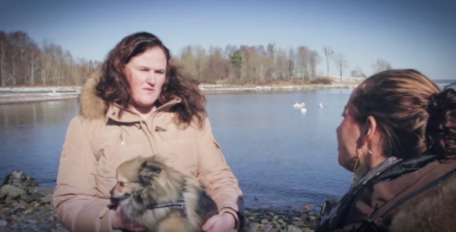 Møt kvinnen som snakker med dyr