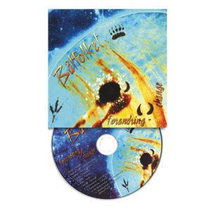 BÅLFOLKET, FORANDRING – CD
