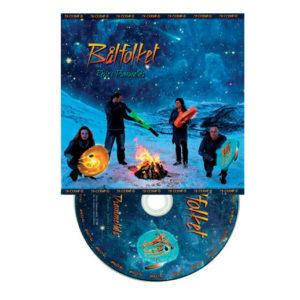 BÅLFOLKET, REISE I DRØMMETID – CD