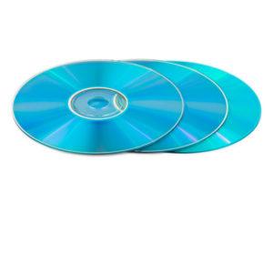 PAKKETILBUD 6 STK CD'ER