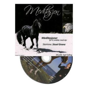 MEDITASJON – CD