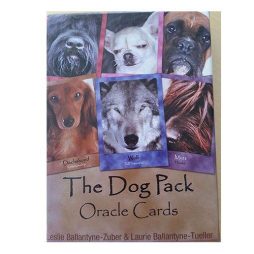 the dogpack hundekort