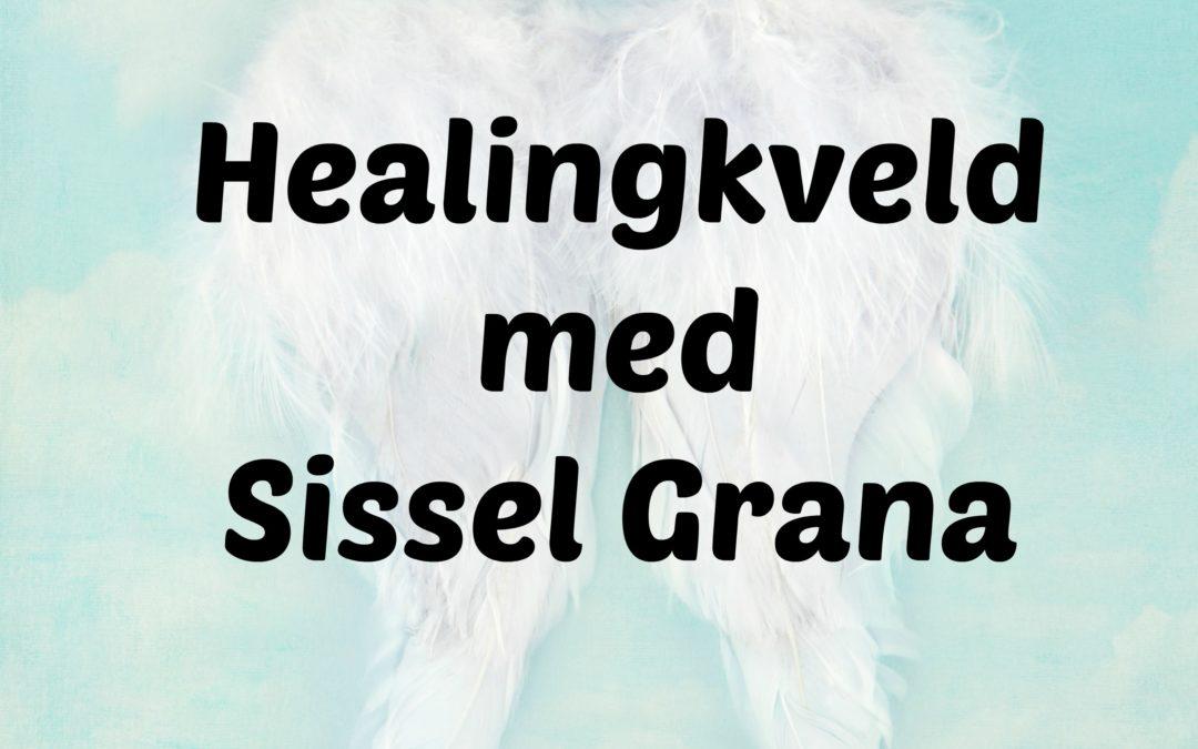 Healing med Sissel – du og dine kan være med