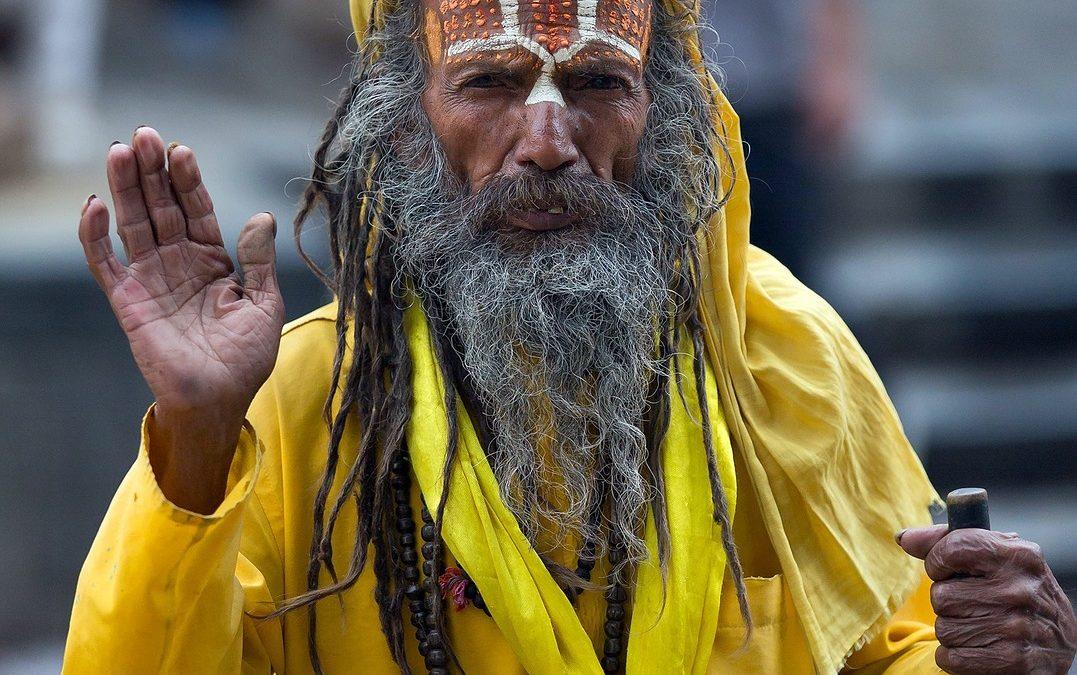 Da jeg møtte guruen